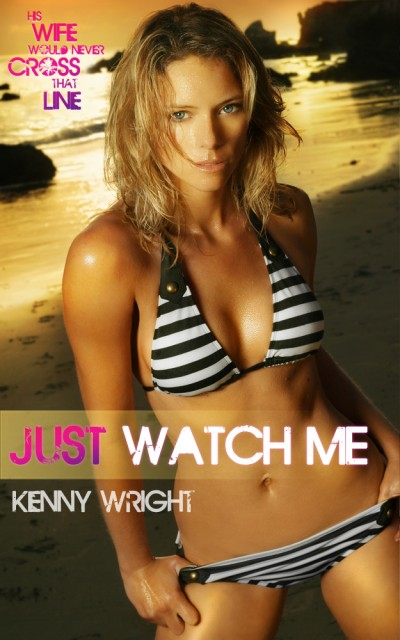 Cover for Just Watch Me